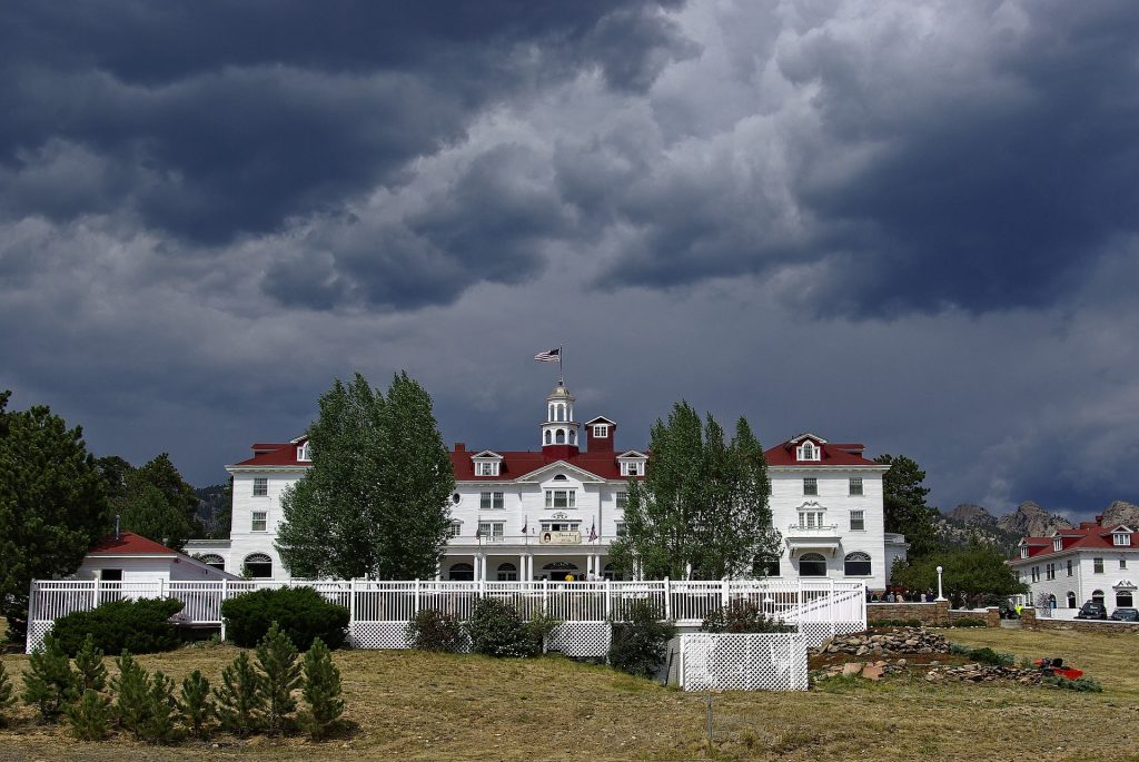 Stanley Hotel - The Shining Hotel - Stephan King Hotel
